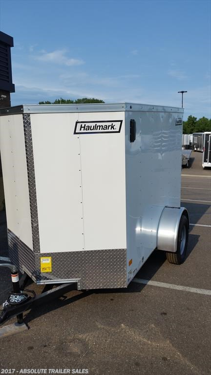 2018 Haulmark Passport  Enclosed Cargo Trailer - Ramp Door