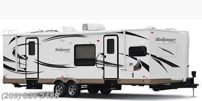 2016 Forest River Rockwood Windjammer 3025W