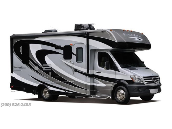 Stock Image for 2016 Forest River Sunseeker 2400R MBS (options and colors may vary)