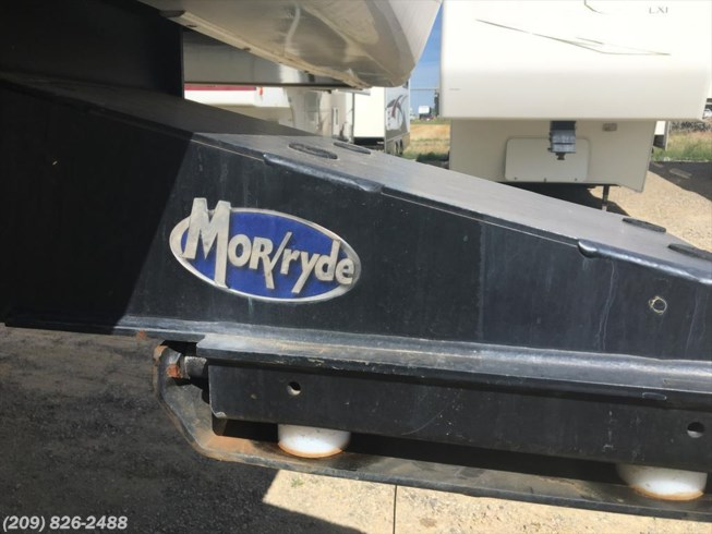 MOR-RIDE HITCH
