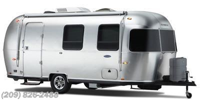 Stock Image for 2016 Airstream Sport 22FB (options and colors may vary)