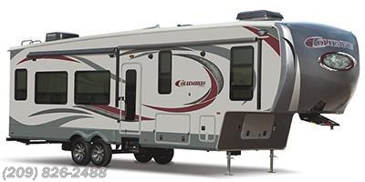 Stock Image for 2015 Palomino Columbus 370FL (options and colors may vary)