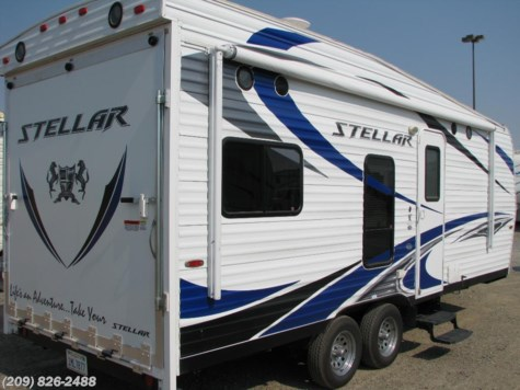 2015 Eclipse Stellar  19SB TH