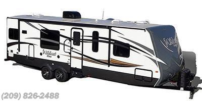 Stock Image for 2014 Forest River Wildcat Maxx 28RLS  Slate Edition (options and colors may vary)