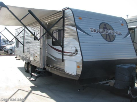 2014 Heartland RV Trail Runner  TR 30 USBH