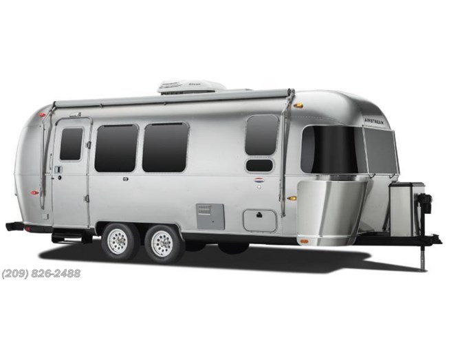 Stock Image for 2017 Airstream Flying Cloud 23FB (options and colors may vary)