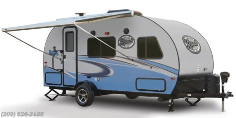 2017 Forest River R-Pod  RP-176T