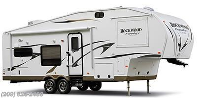 2013 Forest River Rockwood Signature Ultra Lite  8280WS