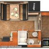 2018 Lance TC 1172 floorplan image