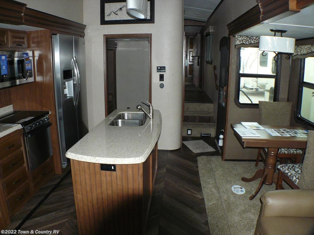 2016 jayco rv north point 377rlbh for sale in clyde oh for Fifth wheel with bonus room