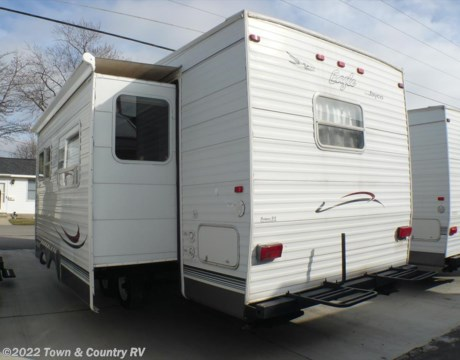 Original Used 2002 Jayco Eagle Fifth Wheel For Sale  Chichester