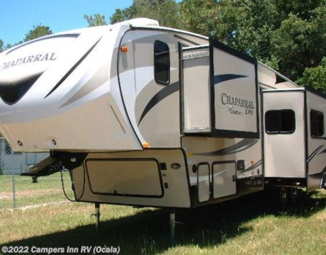 New 2016 Coachmen Chaparral Lite 30BHS  Fifth Wheel New In Ocala FL For