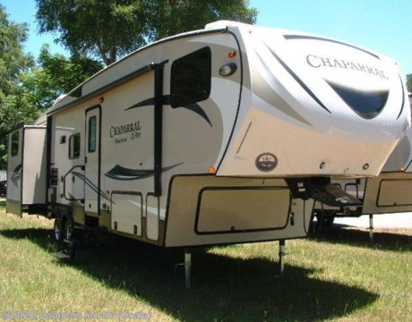 Simple New 2016 Coachmen Chaparral Lite 30BHS For Sale By Tradewinds RV