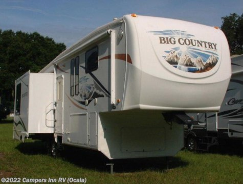 2009 Heartland RV Big Country  3250TS