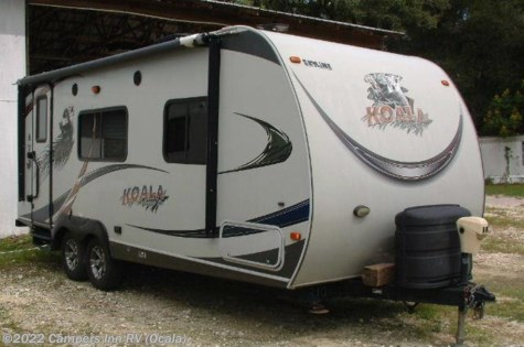 2012 Skyline Koala Super Lite  19RB