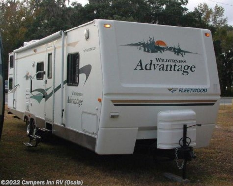 2005 Fleetwood Wilderness Advantage  320BHDS