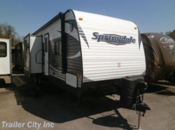 New 2015  Keystone Springdale 287RB by Keystone from Trailer City, Inc. in Whitehall, WV