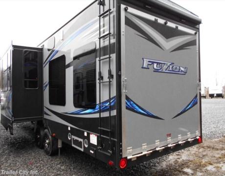 0784fz 2016 Keystone Fuzion 385 For Sale In Whitehall Wv