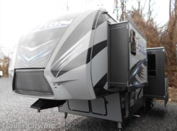 New 2016  Keystone Fuzion 325 by Keystone from Trailer City, Inc. in Whitehall, WV
