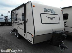 New 2016  Forest River Flagstaff Micro Lite 21FBRS by Forest River from Trailer City, Inc. in Whitehall, WV