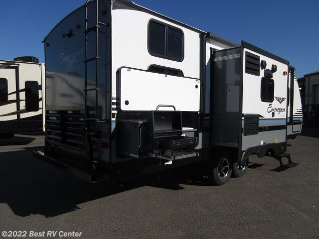 2018 Forest River Rv Surveyor 247bhds Two Slide Outs