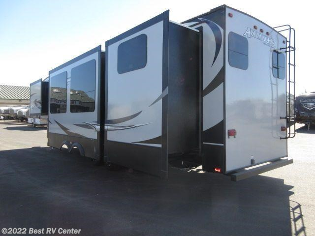 2016 Keystone RV Avalanche 361TG 2 Bedroom 5 Slideouts 2 Bathroom 6 POINT H
