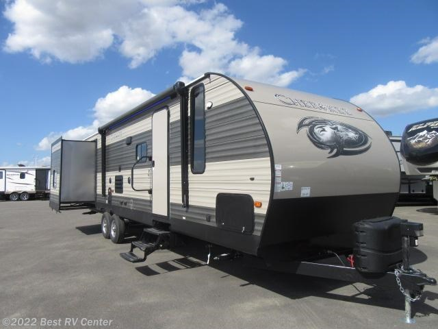 2017 forest river rv cherokee 304bs two bedrooms 3 slideouts for sale in turlock ca 95382 for Two bedroom travel trailers for sale