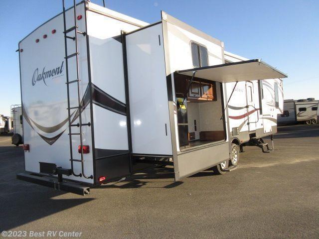 2016 Heartland Rv Rv Oakmont 375qb 2 Bedrooms 4 Slideouts