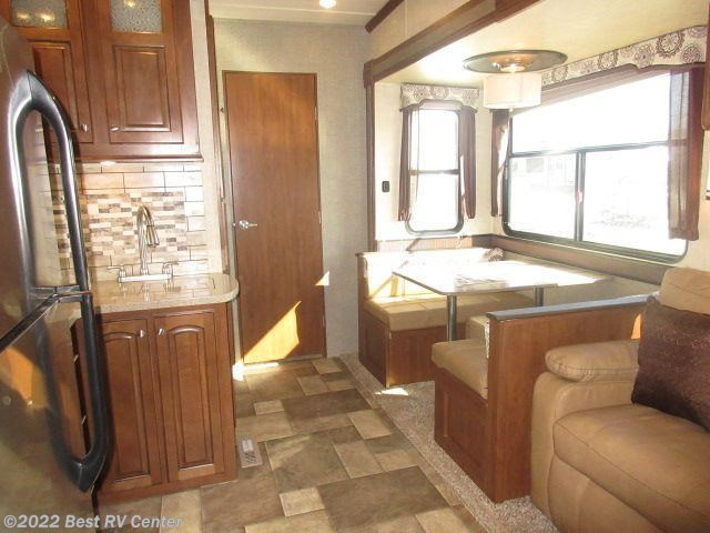2016 heartland rv rv oakmont 375qb 2 bedrooms 4 slideouts 2 bathroom 6 point for sale in Rv with 2 bedrooms 2 bathrooms
