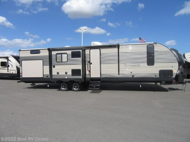 New forest river cherokee travel trailer classifieds 2017 forest river cherokee 304bh 2 for Two bedroom travel trailers for sale
