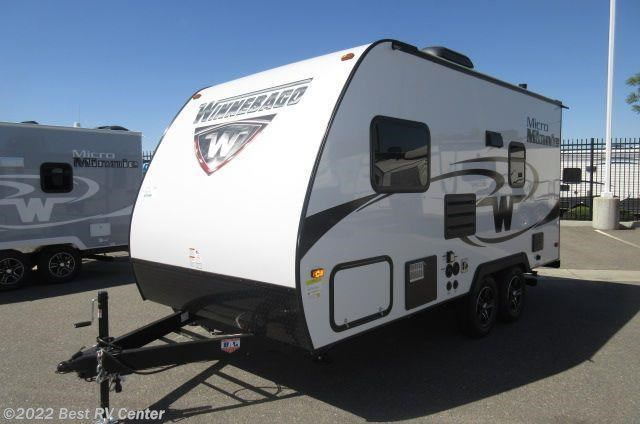 New Winnebago Micro Minnie Travel Trailer Classifieds 2017 Winnebago Micro Minnie 1706fb Front
