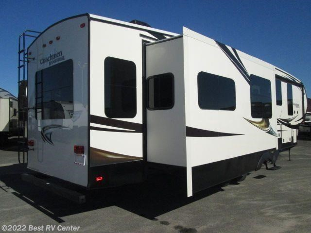 2017 Coachmen Rv Brookstone 395rl Center Bunk Room With