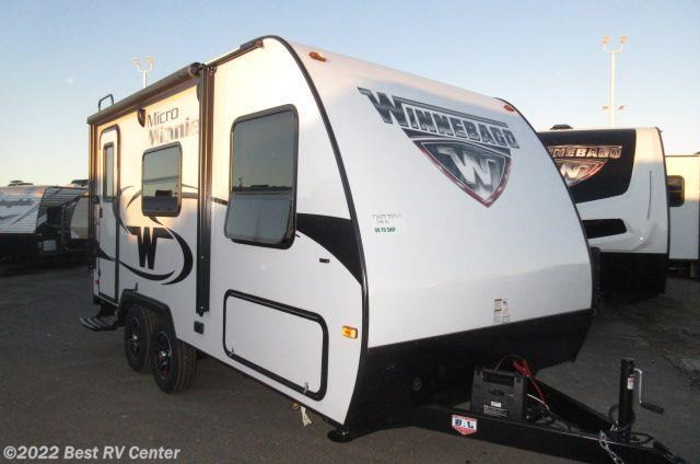 Elegant 2016 Winnebago Micro Minnie 2106DS Travel Trailer T577  Wheelen RV