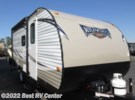 2017 Forest River Wildwood 195BH SINGLE DOOR 3 CU FT RV REFER