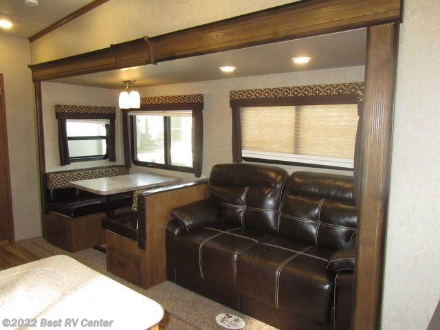2017 Forest River RV Sabre 360QB Two Bedrooms Two Bathrooms Outdoor Kitchen