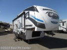 2017 Forest River Arctic Wolf 265DBH Rear Double Bunk/ Auto Leveling / Out Door