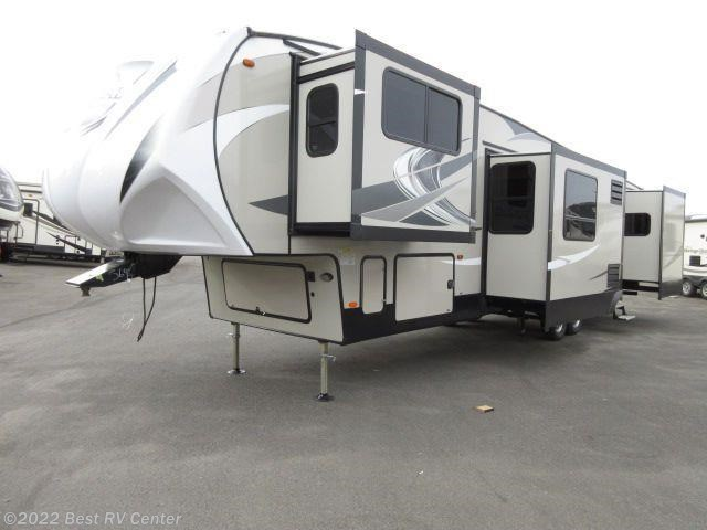 New coachmen chaparral fifth wheel trailer classifieds 2017 coachmen chaparral 370fl five for Front living room fifth wheel rv for sale