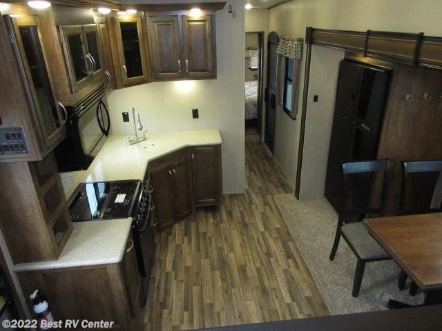 2017 coachmen rv chaparral 370fl five slideouts front for Front living room fifth wheel for sale
