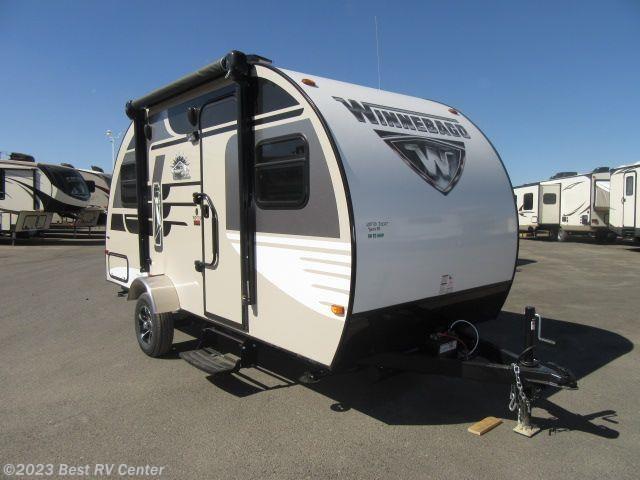 Simple 2017 Winnebago Winnie Drop 1710 Travel Trailer T607  Wheelen RV
