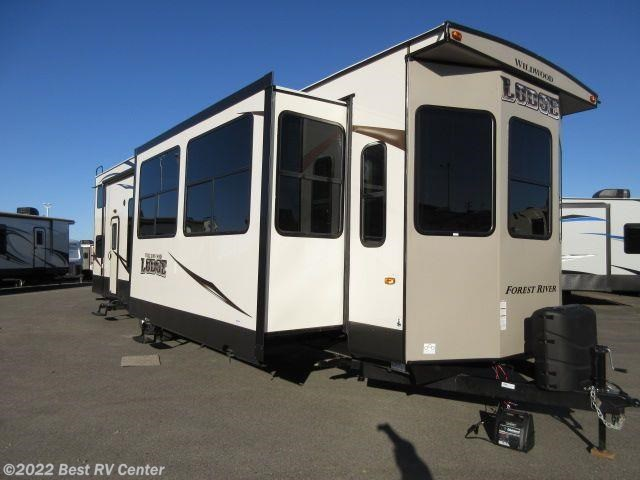 2018 Forest River Rv Wildwood Lodge 4092bfl 2 Bedrooms