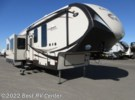 2016 Coachmen Brookstone  325RL THREE SLIDE OUTS/ 6 POINT ELECTRIC AUTO LEVE