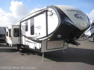 Turlock, California - New 2014 Coachmen Brookstone 355RL available from Best RV Center