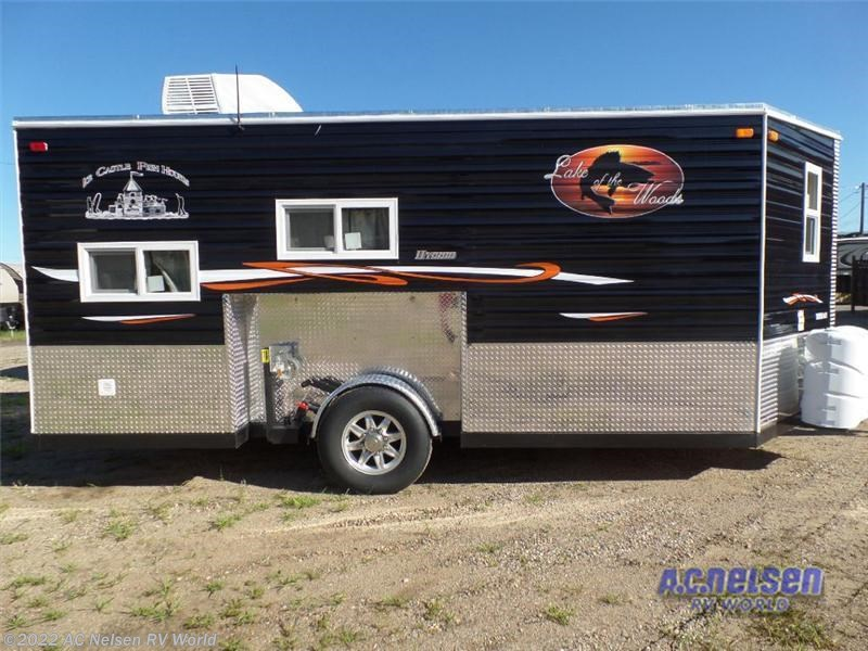 2016 Ice Castle Rv Ice Castle Fish Houses Lake Of The