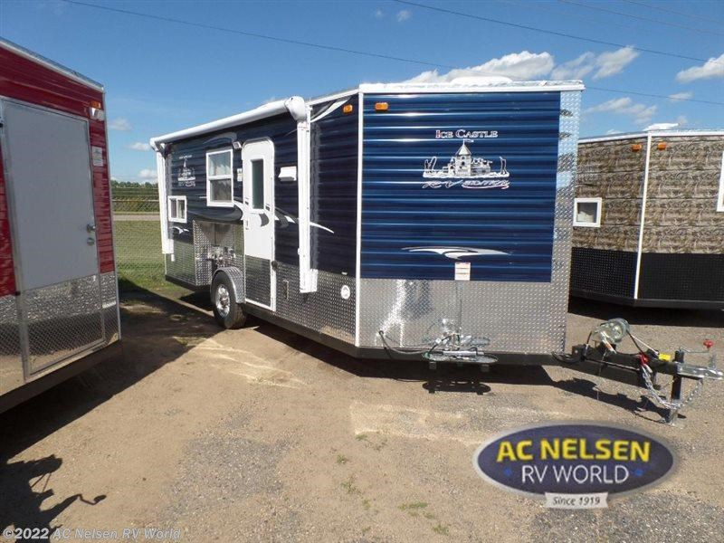 2016 ice castle rv ice castle fish houses 17rv edition for for Ice castle fish house for sale