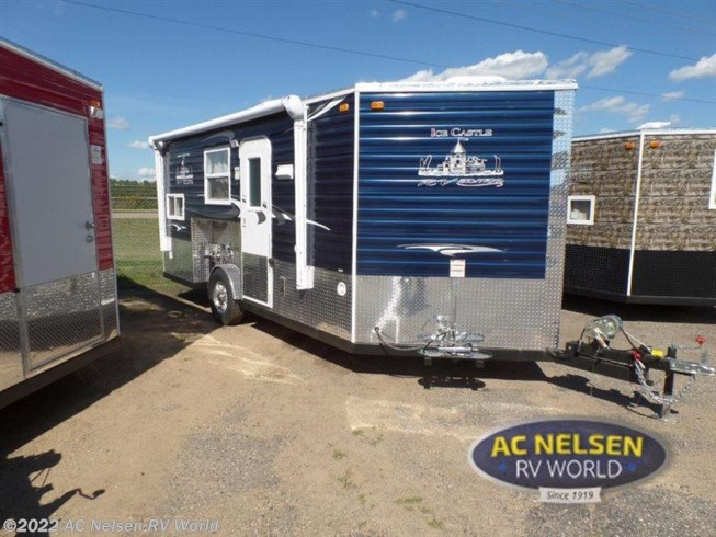 2016 ice castle rv ice castle fish houses 17rv edition for for Fish house for sale mn