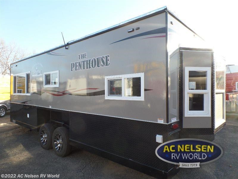 2016 ice castle rv ice castle fish houses penthouse for for Ice castle fish house for sale