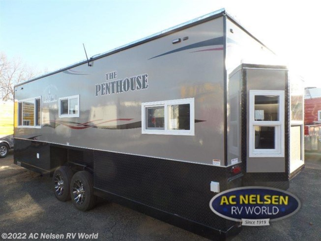 2016 ice castle rv ice castle fish houses penthouse for for Fish house for sale mn
