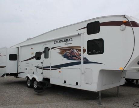 10095 2012 Coachmen Chaparral 330fbh For Sale In Denton Tx