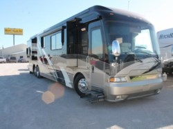 2006 Country Coach Magna Rembrandt 525 Quad slide