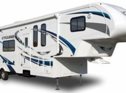 Used 2012  Heartland RV Cyclone 3950